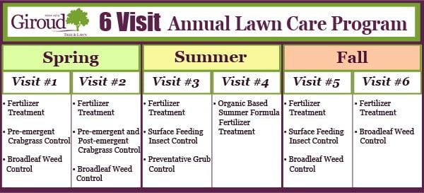 6 visit lawn care program-1